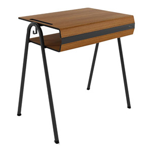 GENART DL10 - DALE SINGLE  SCHOOL DESK