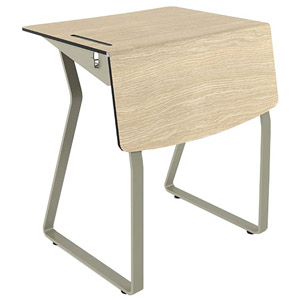 GENART ET10 - ETTO SINGLE SCHOOL DESK