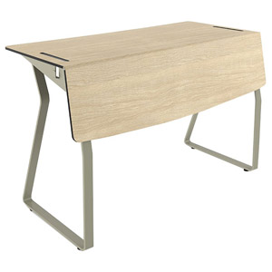 GENART ET15 - ETTO DOUBLE SCHOOL DESK